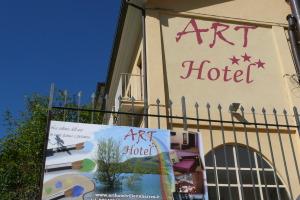 Art Hotel Villetta Barrea